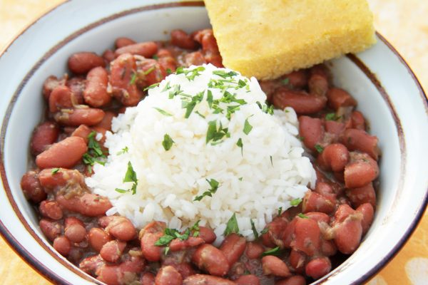 New Orleans-Style Red Beans & Rice :: Recipes :: Camellia Brand