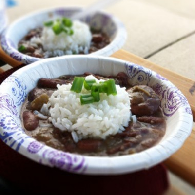 how to cook red beans fast