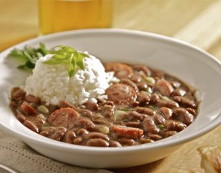 Slow Cooker Creole Red Beans