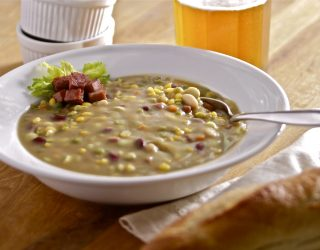 Slow-Cooker Louisiana Bean Soup