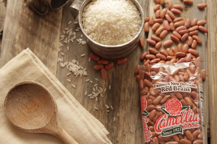 Red Beans & Rice - a complete protein