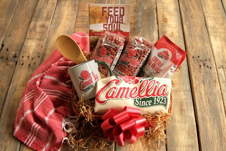 Red Beans Monday Gift Basket