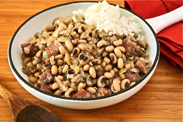 New Years BlackEyedPeas