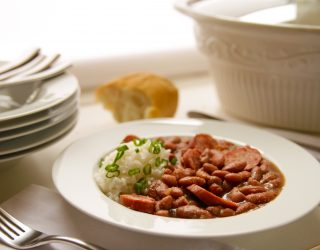 Slow-Cooker Red Beans