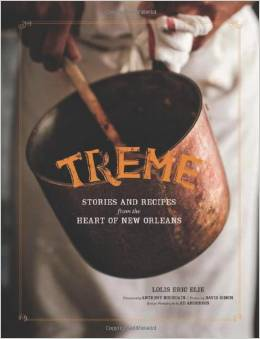 Treme Stories and Recipes Cover