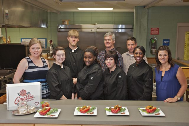 Washington Career and Technical Education Center ProStart Team