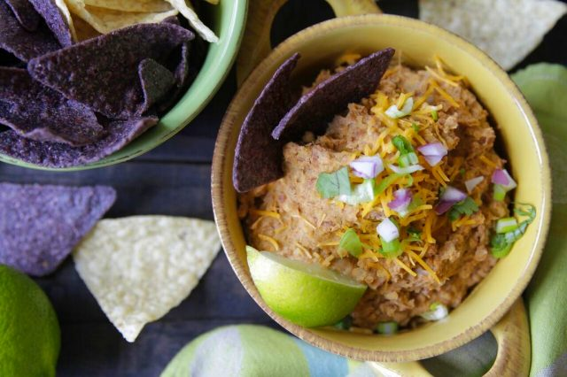 Refried Beans from Camellia