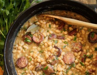 South Louisiana White Beans and Rice